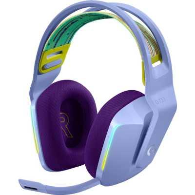 гарнитура Logitech Gaming Headset G733 Lilac 981-000890