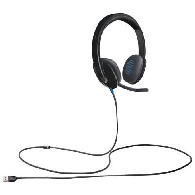 гарнитура Logitech Headset H540 981-000480