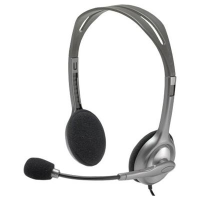 гарнитура Logitech Stereo H110 981-000271