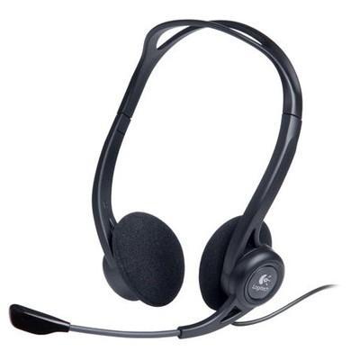 гарнитура Logitech Stereo Headset 960 981-000100