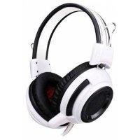 Гарнитура Oklick HS-G300 Black-White