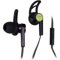 Гарнитура Ritmix RH-126M Black-lignt green