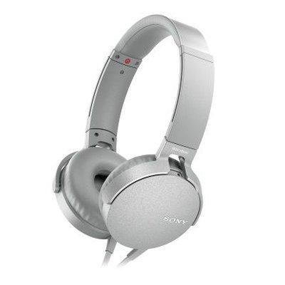 гарнитура Sony MDR-XB550AP White