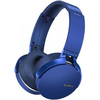 гарнитура Sony MDR-XB950B1 Blue