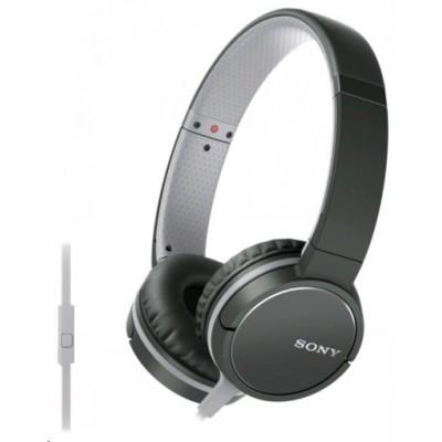 гарнитура Sony MDR-ZX660AP Black