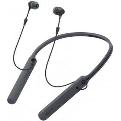 гарнитура Sony WI-C400 Black