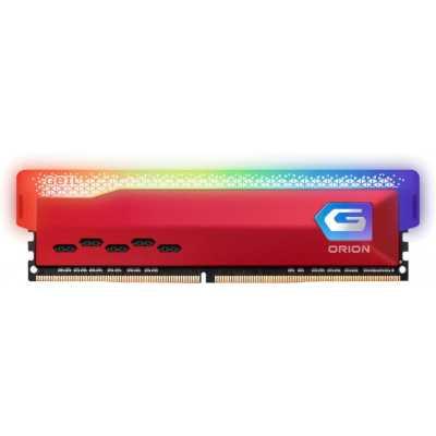 оперативная память GeIL Orion Red RGB GOSR416GB3200C16BSC