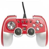 Геймпад Dialog Master GP-M22 Red