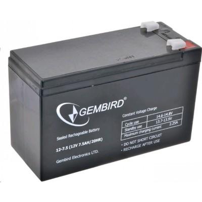батарея для UPS Gembird BAT-12V7.5AH