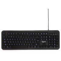 Клавиатура Gembird KB-200L Black USB
