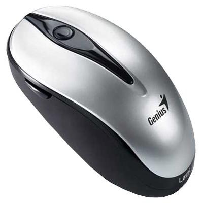 мышь Genius Mini Traveler Silver USB