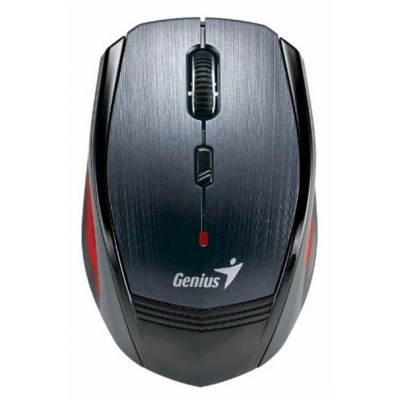 мышь Genius NX-6550 Grey/Red
