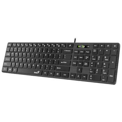 клавиатура Genius SlimStar 126 Black