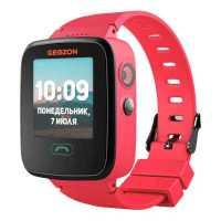 Умные часы Geozon Aqua Pink G-W04PNK