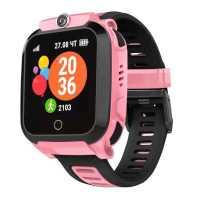 Умные часы Geozon Basis Pink G-W08PNK