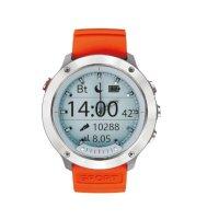 Умные часы Geozon Hybrid Silver G-SM03SVR