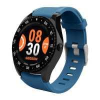 Умные часы Geozon Titanium Blue G-SM10BLKB