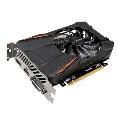 видеокарта GigaByte AMD Radeon RX 560 4Gb GV-RX560OC-4GDV3