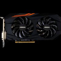 Видеокарта GigaByte AMD Radeon RX 570 4Gb GV-RX570AORUS-4GD