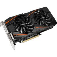 Видеокарта GigaByte AMD Radeon RX 580 8Gb GV-RX580GAMING-8GD