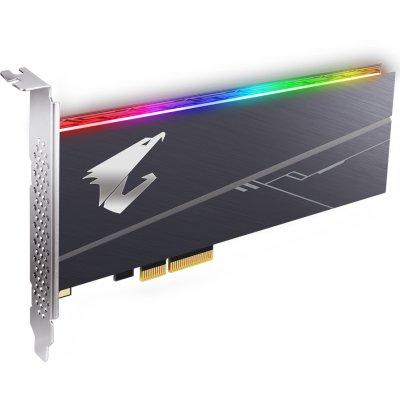 SSD диск GigaByte Aorus RGB 1Tb GP-ASACNE2100TTTDR