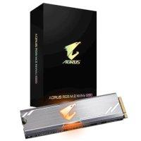 SSD диск GigaByte Aorus RGB 256Gb GP-ASM2NE2256GTTDR