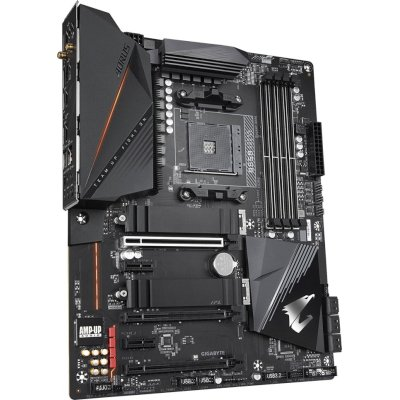 материнская плата GigaByte B550 Aorus Pro AC