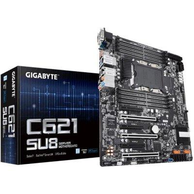 материнская плата GigaByte GA-C621-SU8