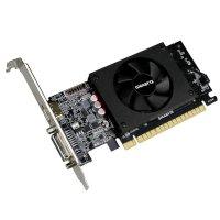 Видеокарта GigaByte nVidia GeForce GT 710 1Gb GV-N710D5-1GL