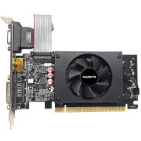 Видеокарта GigaByte nVidia GeForce GT 710 2Gb GV-N710D5-2GIL