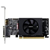 Видеокарта GigaByte nVidia GeForce GT 710 2Gb GV-N710D5-2GL