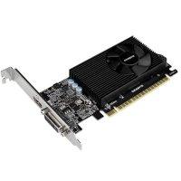 Видеокарта GigaByte nVidia GeForce GT 730 2Gb GV-N730D5-2GL