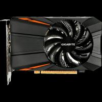 Видеокарта GigaByte nVidia GeForce GTX 1050 Ti 4Gb GV-N105TD5-4GD