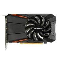 Видеокарта GigaByte nVidia GeForce GTX 1050 Ti 4Gb GV-N105TD5-4GD V1.2