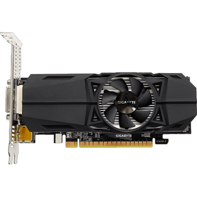 видеокарта GigaByte nVidia GeForce GTX 1050 Ti 4Gb GV-N105TOC-4GL