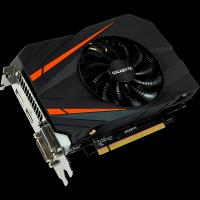 Видеокарта GigaByte nVidia GeForce GTX 1060 3Gb GV-N1060IXOC-3GD