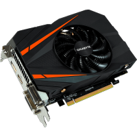 Видеокарта GigaByte nVidia GeForce GTX 1060 6Gb GV-N1060IXOC-6GD