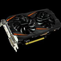 Видеокарта GigaByte nVidia GeForce GTX 1060 6Gb GV-N1060WF2OC-6GD