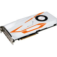 Видеокарта GigaByte nVidia GeForce GTX 1080 Ti 11Gb GV-N108TTURBO-11GD OEM