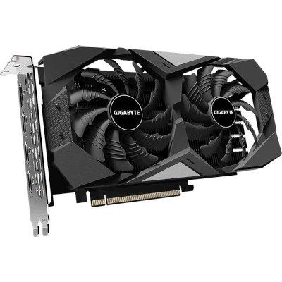 видеокарта GigaByte nVidia GeForce GTX 1650 4Gb GV-N1650WF2-4GD