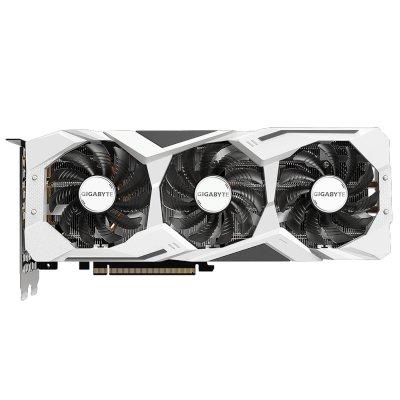 видеокарта GigaByte nVidia GeForce RTX 2060 Super 8Gb GV-N206SGAMING WHITE-8GD
