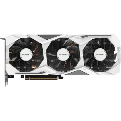 видеокарта GigaByte nVidia GeForce RTX 2070 Super 8Gb GV-N207SGAMINGOC WHITE-8GC