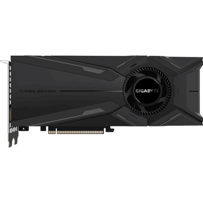 видеокарта GigaByte nVidia GeForce RTX 2080 Ti 11Gb GV-N208TTURBO-11GC