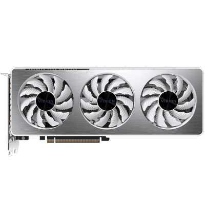 видеокарта GigaByte nVidia GeForce RTX 3060 12Gb GV-N3060VISION OC-12GD