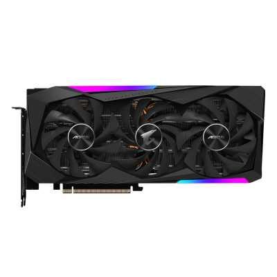видеокарта GigaByte nVidia GeForce RTX 3070 8Gb GV-N3070AORUS M-8GD