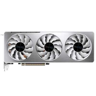 видеокарта GigaByte nVidia GeForce RTX 3070 8Gb GV-N3070VISION OC-8GD