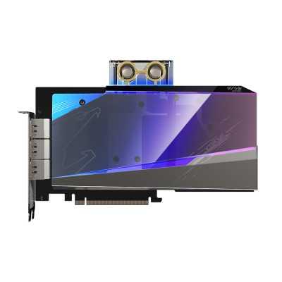 видеокарта GigaByte nVidia GeForce RTX 3080 Ti 12Gb GV-N308TAORUSX WB-12GD