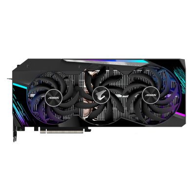 видеокарта GigaByte nVidia GeForce RTX 3090 24Gb GV-N3090AORUS M-24GD