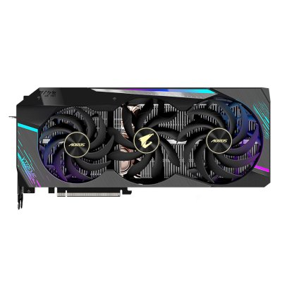 видеокарта GigaByte nVidia GeForce RTX 3090 24Gb GV-N3090AORUS X-24GD