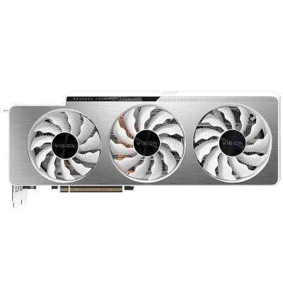 видеокарта GigaByte nVidia GeForce RTX 3090 24Gb GV-N3090VISION OC-24GD